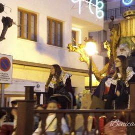 Cabalgata de Reyes en Benicàssim – 5 enero 2016