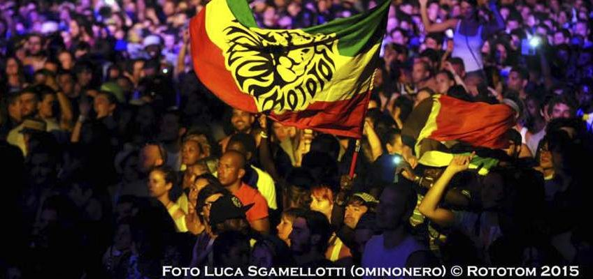 El Rototom Sunsplash de Benicàssim el mejor festival reggae del mundo