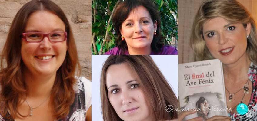 Autoras valencianas de novela romántica se darán cita en Benicàssim