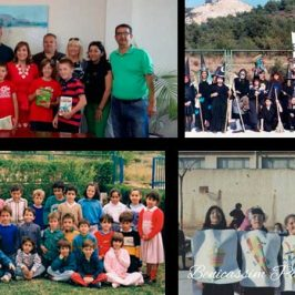 Homenaje al CEIP Santa Águeda de Benicàssim
