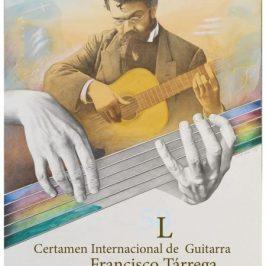 50 aniversario del Certamen Internacional de Guitarra Francisco Tárrega