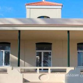 Villa Santa Ana se convertirá en un centro cultural