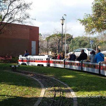 La Plaza del trenet: más que un parque temático de modelismo tripulado