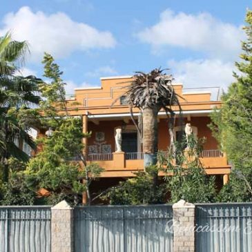 Villas de Benicàssim: Solimar, Camilleri, el Barco e Iluminada