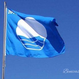 Benicàssim vuelve a conseguir 5 banderas azules para sus playas