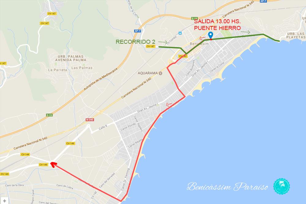 Recorrido Vuelta a España 2017