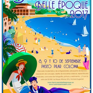 Benicàssim vuelve a los años 20 con la Belle Époque
