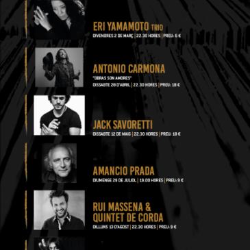 Ciclo Benicàssim Jazz + Altres Músiques 2018