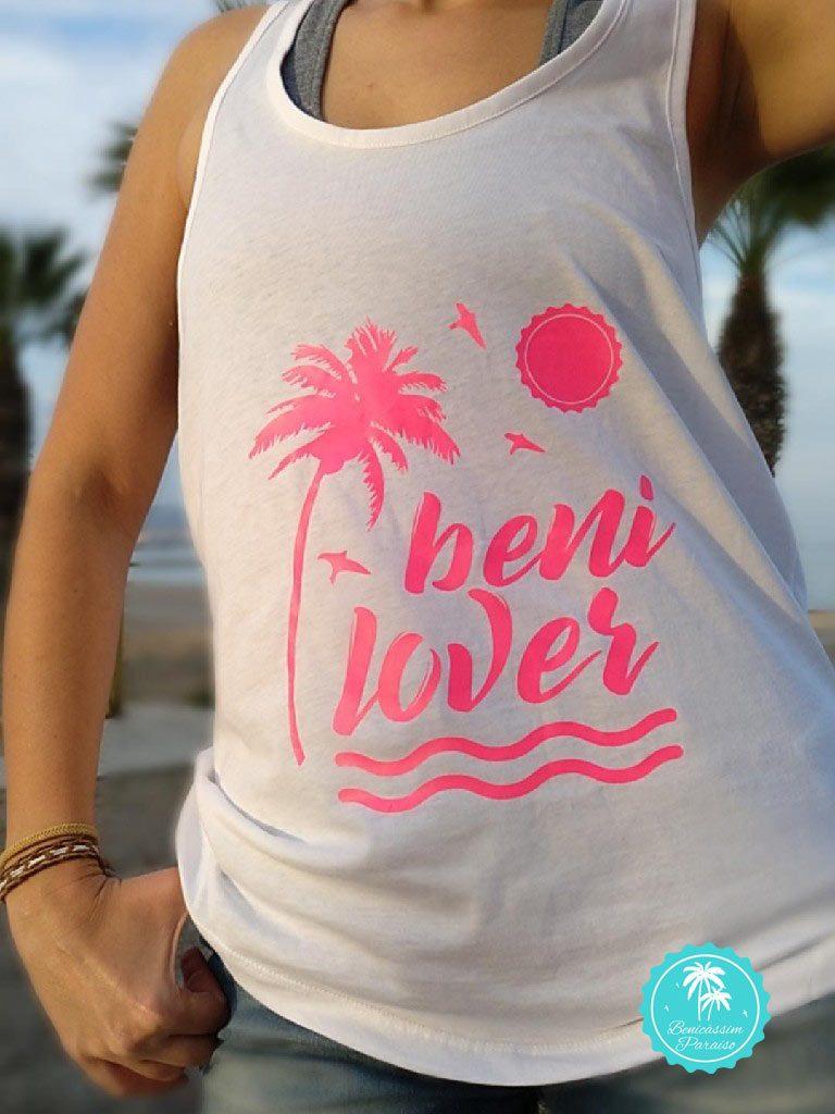 Camiseta benilover Benicàssim 2018