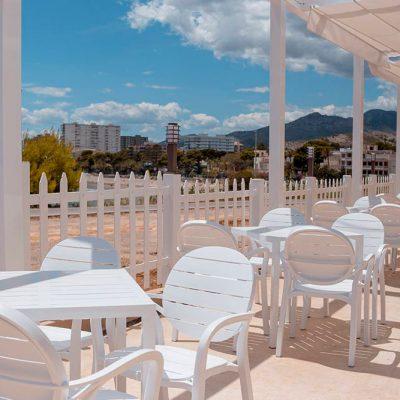 Fotografía de: Terraza Club Palasiet