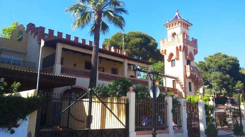 Villa con Torre Benicàssim