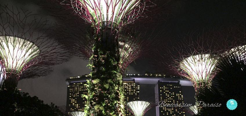 Rincón del benilover, Cheli en Singapur