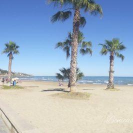 Rutinas en un día de vacaciones de verano en Benicàssim