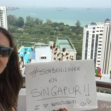 Rincón del benilover: Cheli, una benicense en Singapur