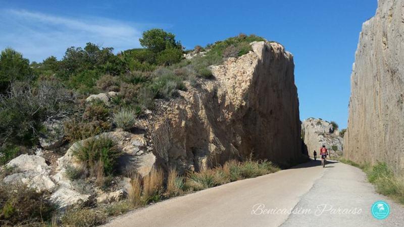 Vía Verde entre Benicàssim y Oropesa