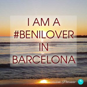 I am a benilover in Barcelona