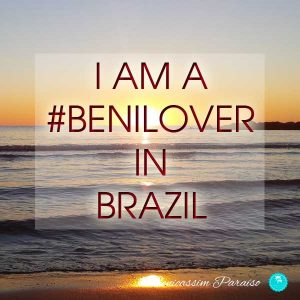 I am a benilover in Brazil
