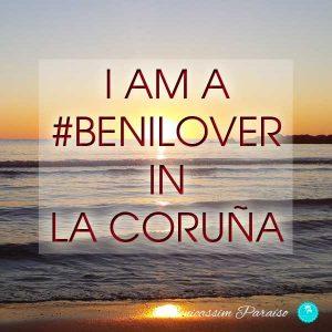 I am a benilover in La Coruña