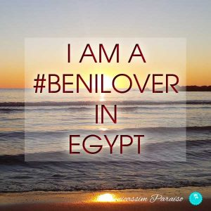 I am a benilover in Egypt