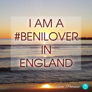 I am a benilover in England