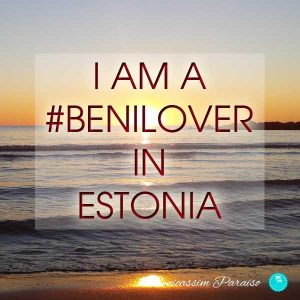 I am a benilover in Estonia