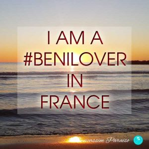 I am a benilover in France