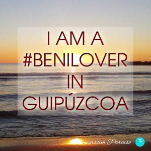 I am a benilover in Guipúzcoa
