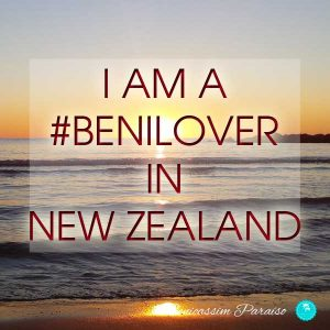 I am a benilover in New Zealand