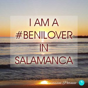 I am a benilover in Salamanca