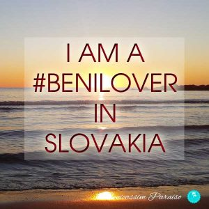 I am a benilover in Slovakia