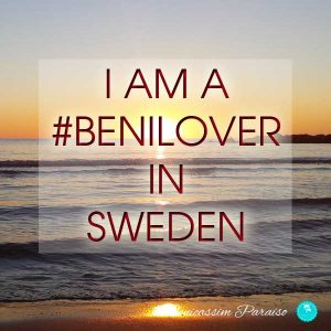 I am a benilover in Sweden