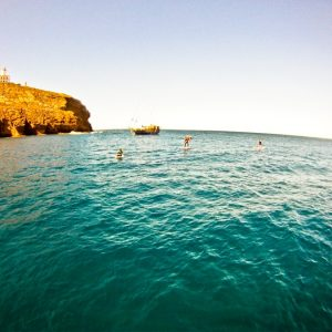 Paddle Surf Tramontana Benicàssim en Columbretes