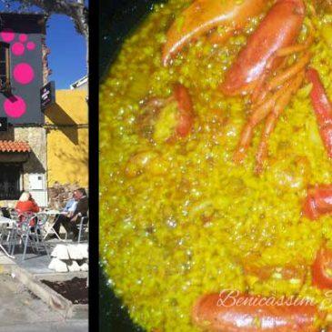 Restaurante La Pimienta Rosa, arroces de 10 en Benicàssim