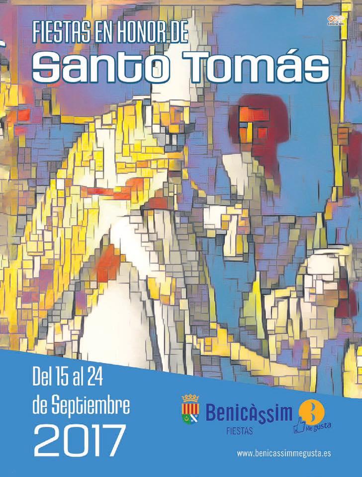 Fiestas Santo Tomás de Villanueva 2017