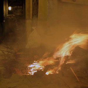 Hogueras de Sant Antoni en Benicàssim