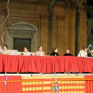 Reinas y damas en Sant Antoni
