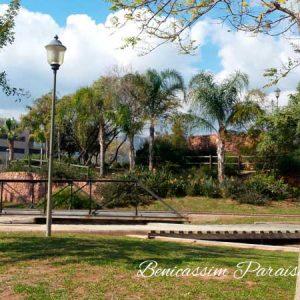 Jardines de la Plaza del Trenet