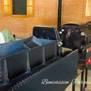 Locomotora privada