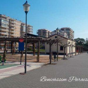 Plaza del Trenet