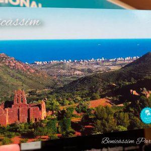 Postales Benicàssim Paraíso