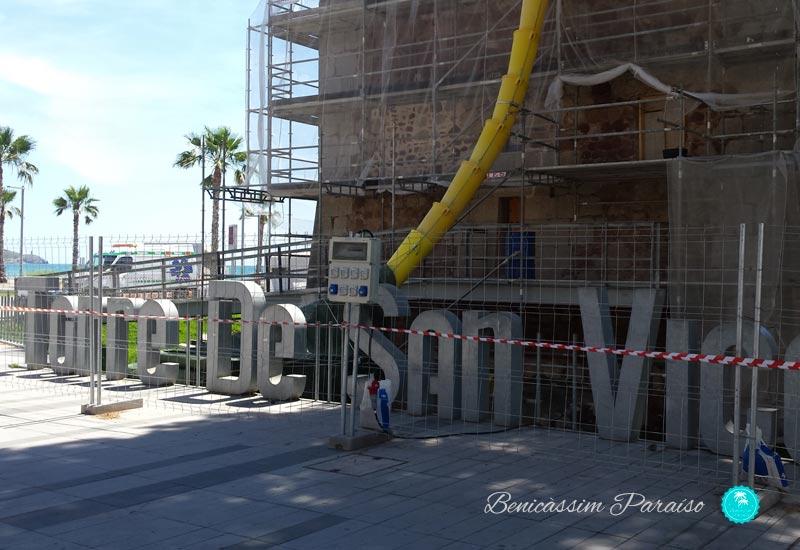 Reformas Torre San Vicente
