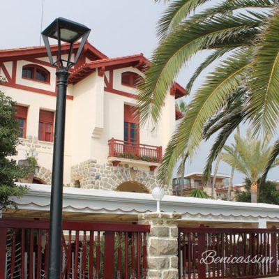 Villa Dávalos