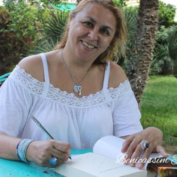 Entrevista a Megan Maxwell en la II Feria Nacional de Novela Romántica