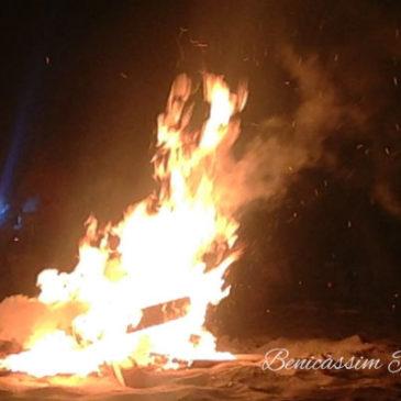 Benicàssim suspende la celebración de los actos de la Noche de San Juan