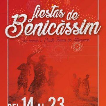 fiestas benicassim 2018 septiembre