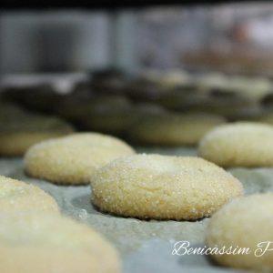 Rollitos de huevo y anís. Panadería José María en Benicàssim
