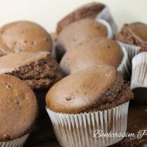 Magdalenas de chocolate. Panadería José María en Benicàssim