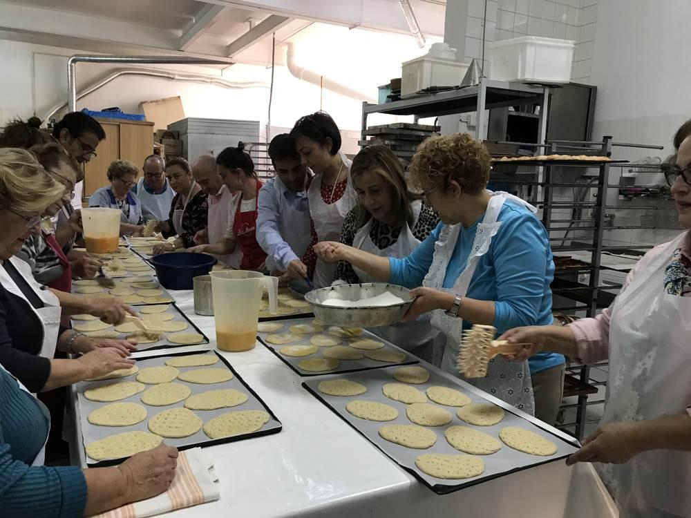 Coquetas Panadería José María