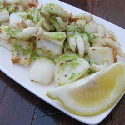 Platos restaurante Jota's Vistamar
