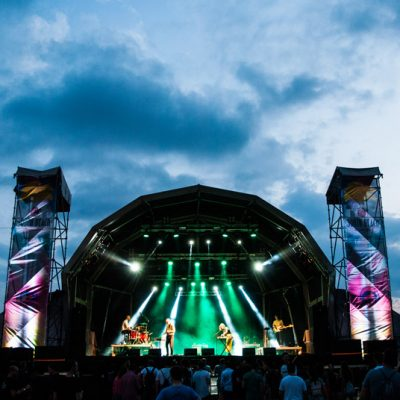 Escenario South Beach en el FIB 2018
